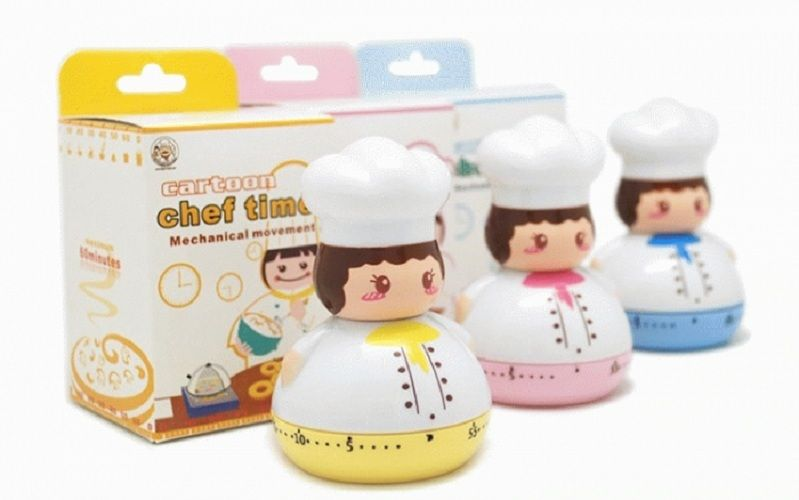 Buy Cartoon Chef 60 Minutes Cooking Timer online