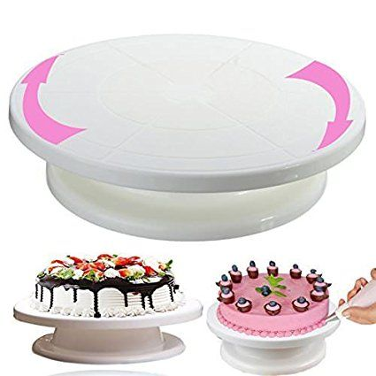 Buy Cake Stand, Cake Turntable For Decoration online