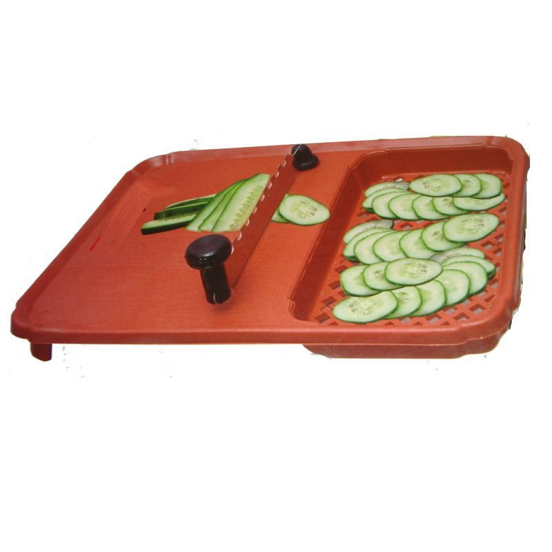Buy Kitchen Ware Cut And Wash Board With Heavy Gauge Blade online