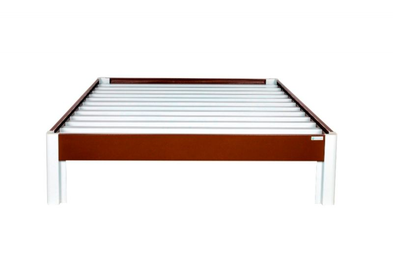 Buy Panajoy Double Bed- Brown online