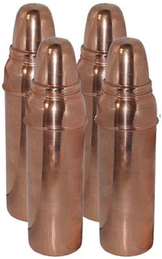 Buy Clickmart Pure Copper Water Bottles 800 Ml For Ayurvedic Health Benefits online