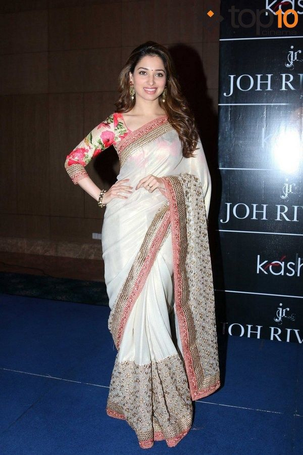 Buy Palash Fashion Bollywood Replica Royal Looking White Color Embroidered Fancy Designer Saree online