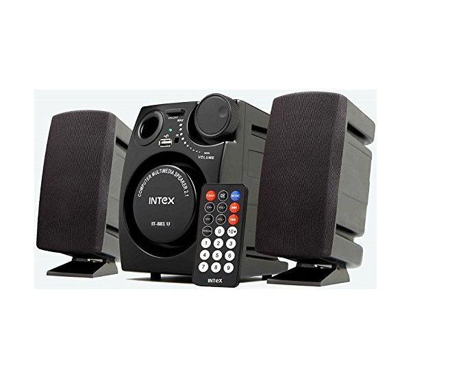 Buy Intex It-881u 2.1 Computer Multimedia Speaker online