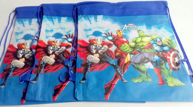 Buy 12 PCs Avengers Kids Pithu Bags Picnic Tution Best Birthday Return Gift Rg476