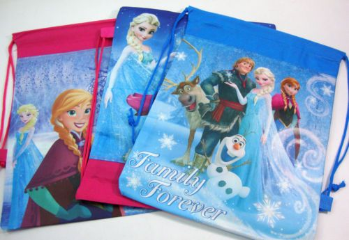 12 PCs Frozen Kids Pithu Loot Bags Best Birthday Return Gift Rg311