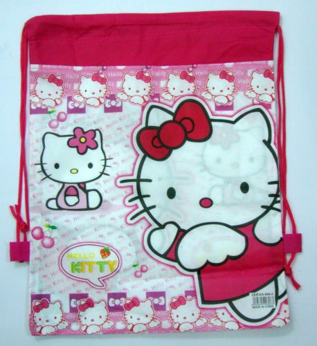 12 PCs Hello Kitty Kids Pithu Bag Tution Etc Best Birthday Return Gift Rg309