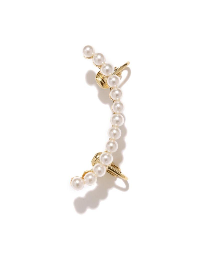 Buy Tipsyfly Western Pearl Train Ear Cuff Bracelet For Women-532e online