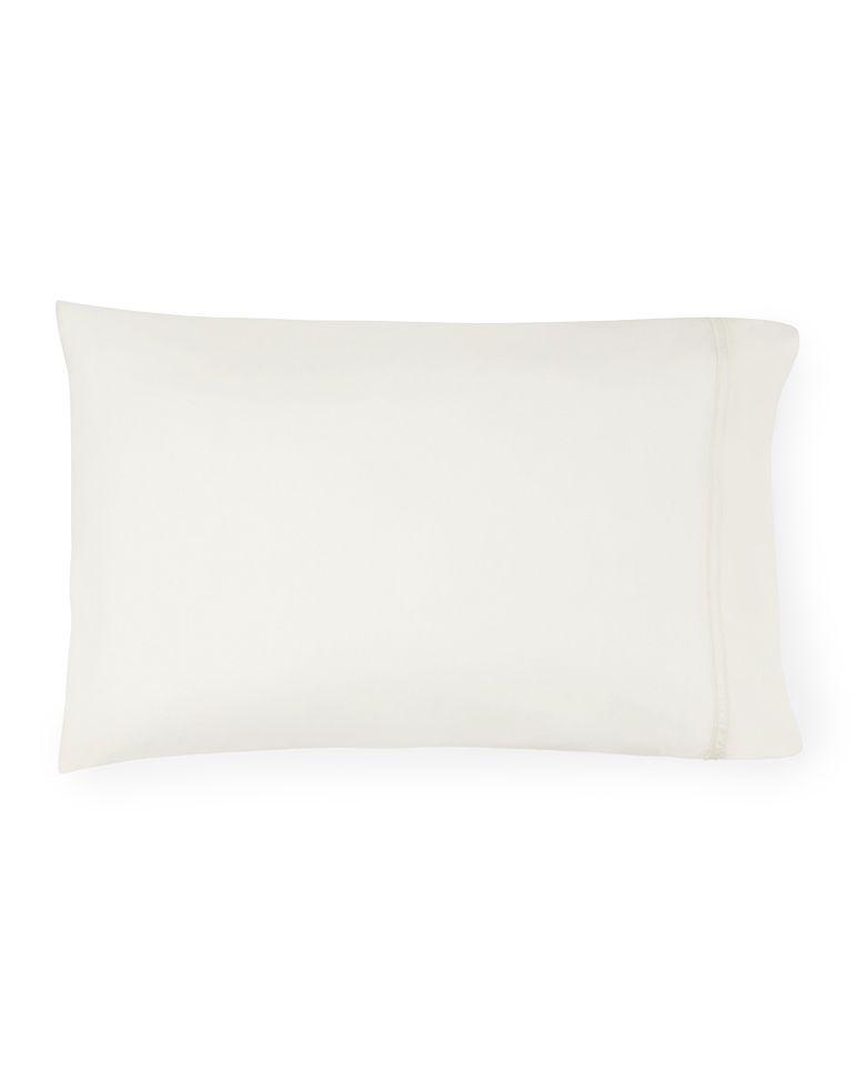 Buy Sferra Pillow Case - King Size 100% Egyptian Cotton Ivory Ivory online