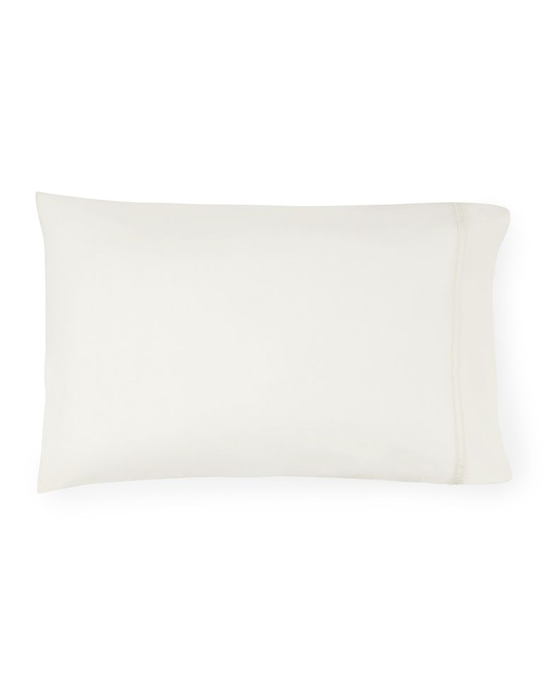 Buy Sferra Pillow Case - Standard Size100% Egyptian Cotton Ivory Ivory online
