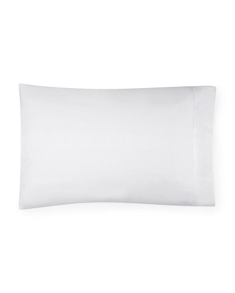 Buy Sferra Pillow Case - King Size100% Egyptian Cotton White White online