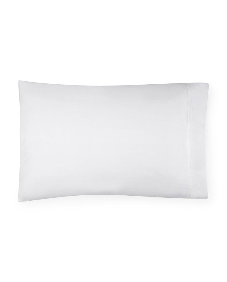 Buy Sferra Pillow Case - Standard Size 100% Egyptian Cotton White White online