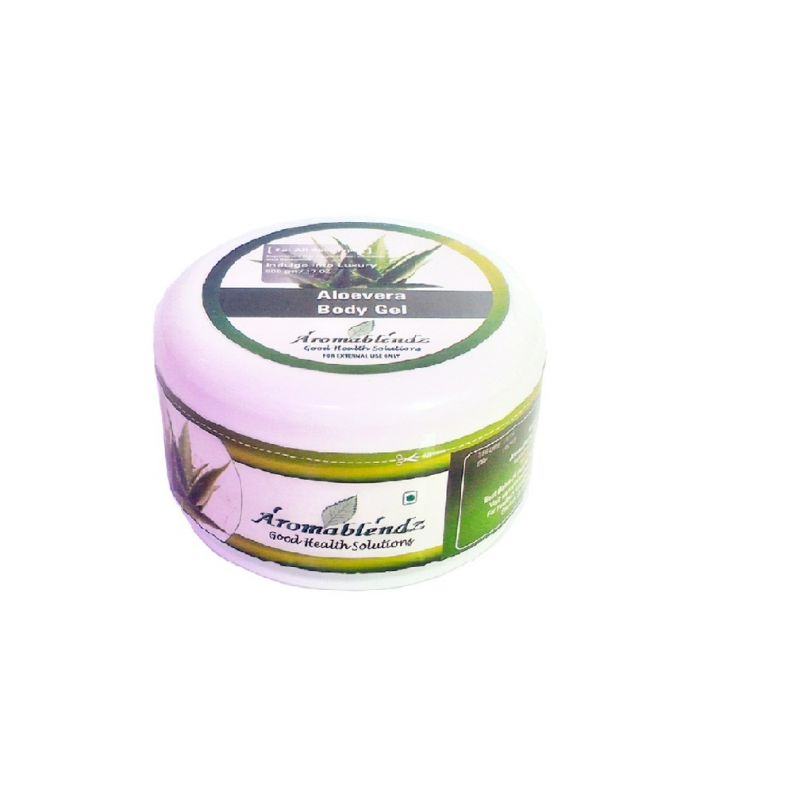 Buy Aromablendz Aloe Vera Body Gel online