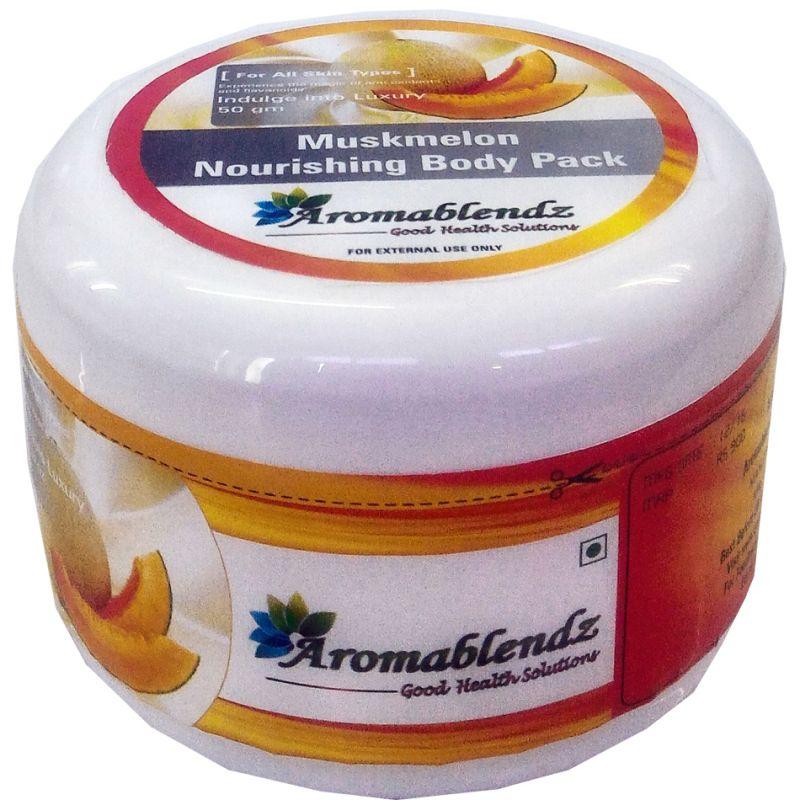 Buy Aromablendz Muskmelon Body Pack 500gms online