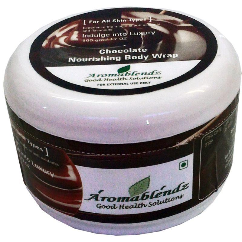 Buy Aromablendz Rich Chocolate Body Wrap online