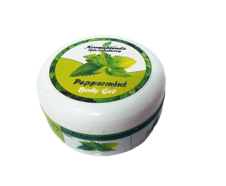 Buy Aromalendz Peppermint Body Gel online