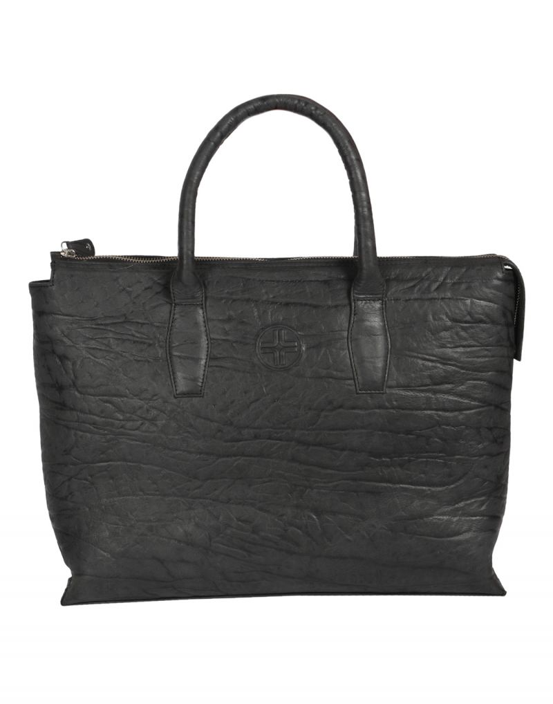Buy Jl Collections Women's Leather Black Shoulder Bag online