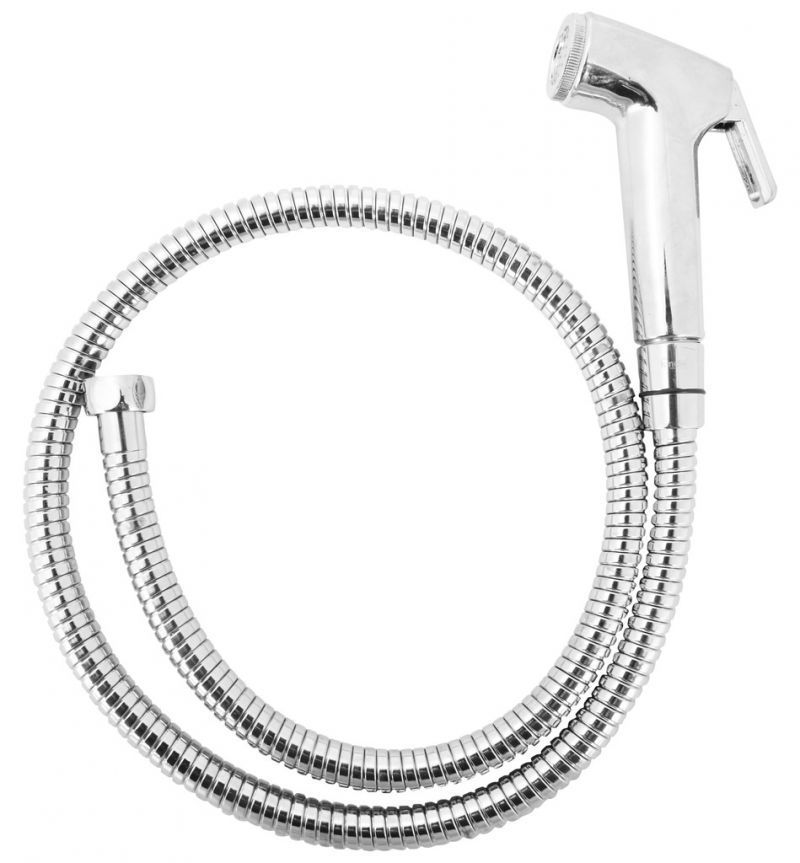 Buy Mercebull Pvc Health Faucet Set (hf Gun + Pipe + Hook) online