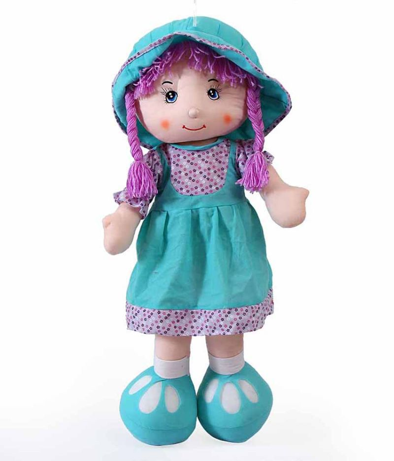 Buy Adorable Blue Doll With Long Hair online