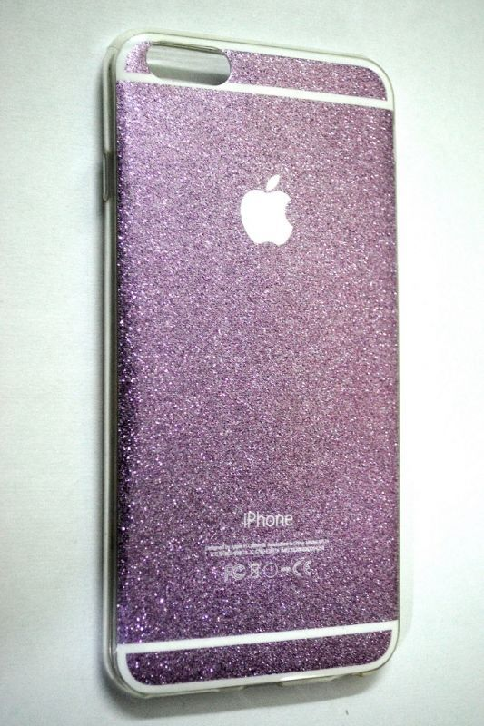 Buy Samshi Fashion Sparkling Cute Candy Cover For Apple iPhone 6 & 6s - Purple online