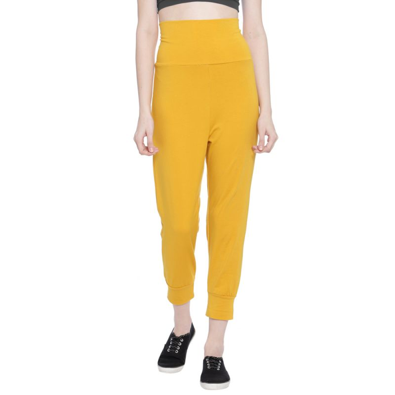 Buy Wall West Heram / Yoga Pant - Yellow online