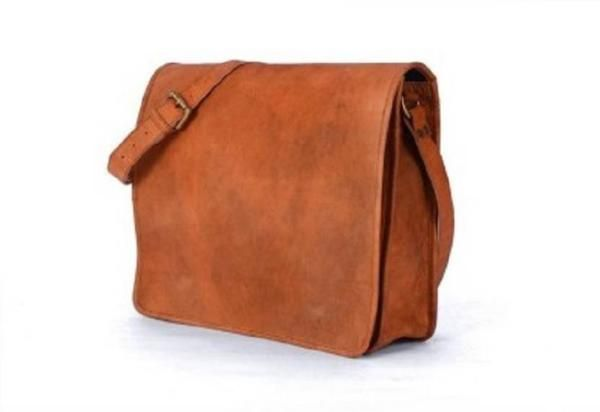 Buy Inindia Messenger Bag (brown) Size -9inch*11inch online