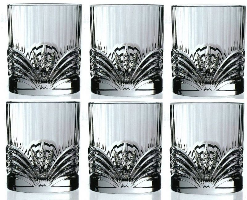 Buy Rcr Aurea Whiskly Glass 28cl By Merahomestore online