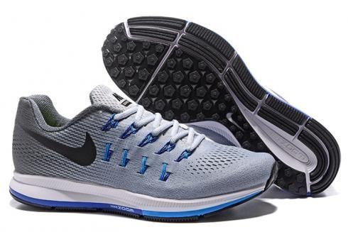 Buy Imported Nike Zoom Pegasus 33 2016 Grey Mens Sports Shoes online