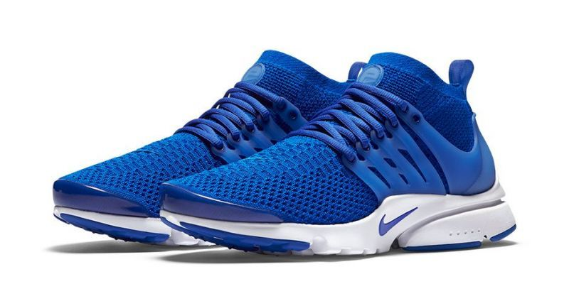 Buy Imported Nike Presto Full Blue Sports Running Shoes online
