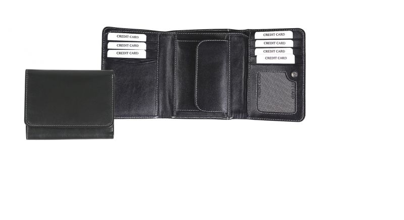 Buy Gifts N Promotions Gents Tri Fold Wallet online