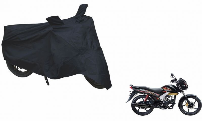 Buy Spidy Moto Sporty Champion Bike Body Cover Water Proof Blue - Mahindra Centuro Disc Brake online