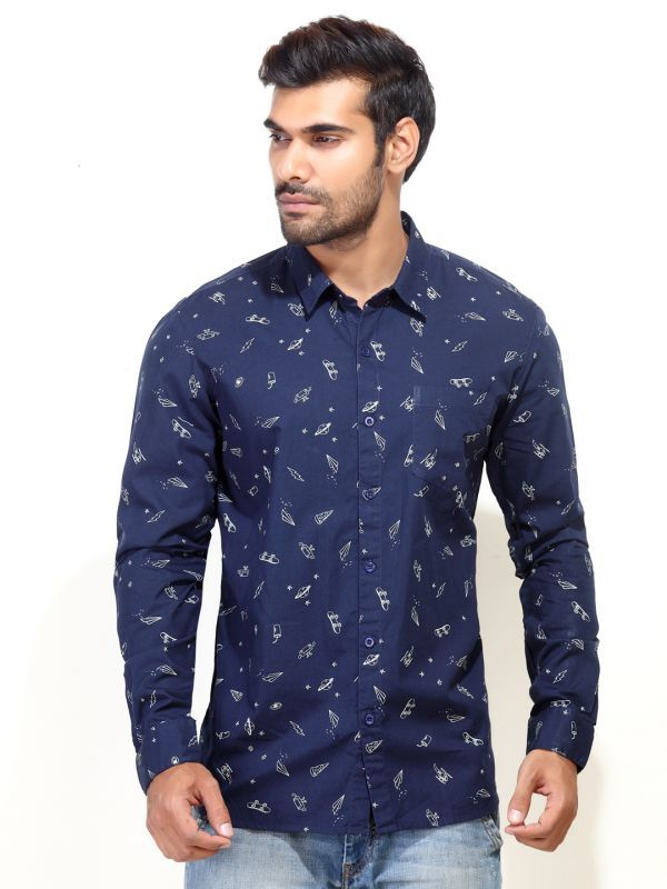 Buy London Bee Mens Long Sleeve Shirt - (code - Mlslb0004) online