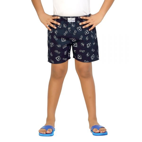 Buy Kick Start Boy's Cotton Dollar Print Boxer Ksb0006 online