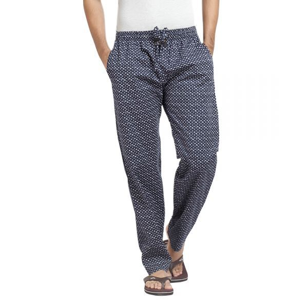 Buy London Bee Mens Cotton Diamond Print Pyjama/ Lounge Pant - (code - Mplb0072) online