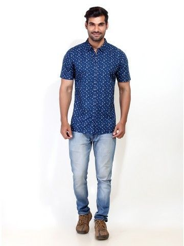 Buy London Bee Mens Short Sleeve Shirt - (code - Msslb0002) online