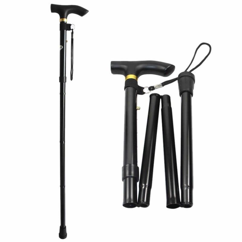 Buy Futaba Folding Hiking / Trekking / Walking Stick - Black online