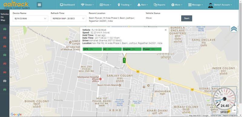 GPS Vehicle Tracker | Vehicle Tracking System | Car Tracker | GPS Car Track