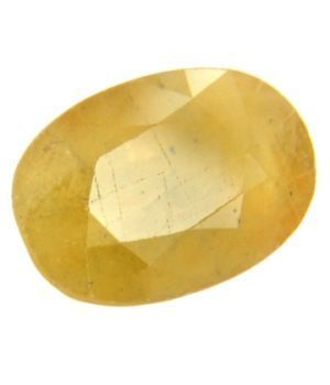 Buy 13.25 Ratti Plus Pukhraj Loose Stone For Guru Planet online