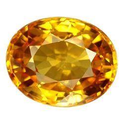Buy 5.25 Ratti Yellow Sapphire Pukhraj Stone And Igl Certified online