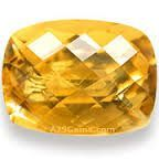 Buy 7.25 Ratti Natural Lab Certified Yellow Sapphirestone online