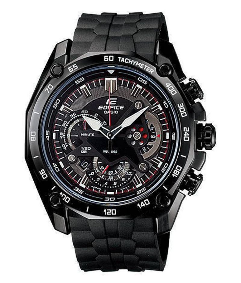 Buy Casio  Full Blackk Watch For Men online
