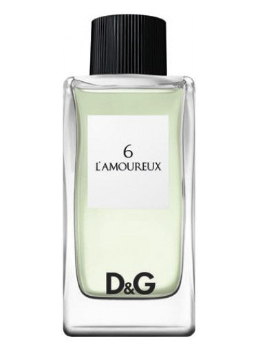 Buy Dolce & Gabbana 6 L'amoureux Eau De Toilette For Men 100ml / 3.3oz ( Unboxed ) online