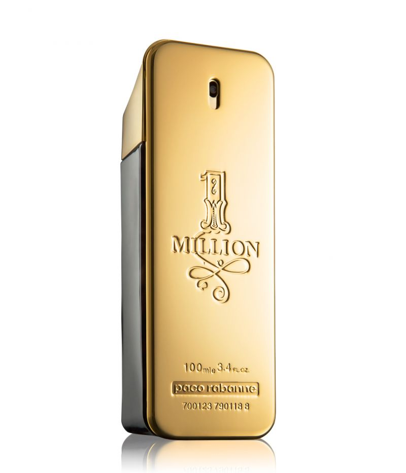 Buy Paco Rabanne  One Million Eau De Toilette Spray  Size 100Ml online