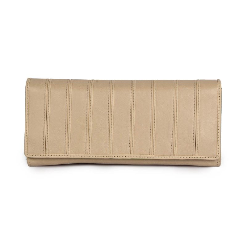 Buy Ladybugbag Cream Women's Purse Clutch Wallet - Lbb10293 online