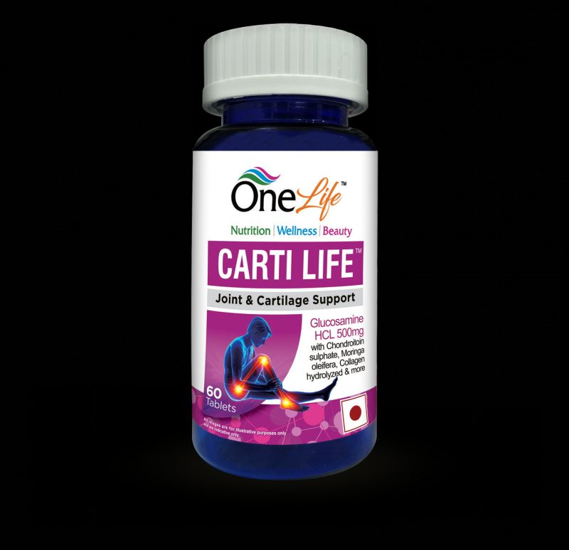 Buy Onelife Carti Life (joint And Cartilage Support) 60 Tablets - (code - Carti_life_60) online