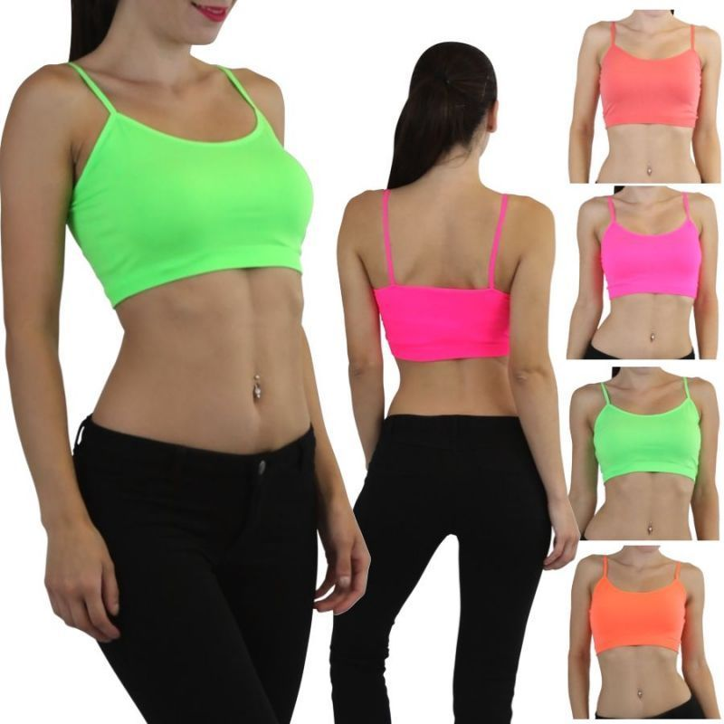 Buy Pack Of 6 Sports Bra online