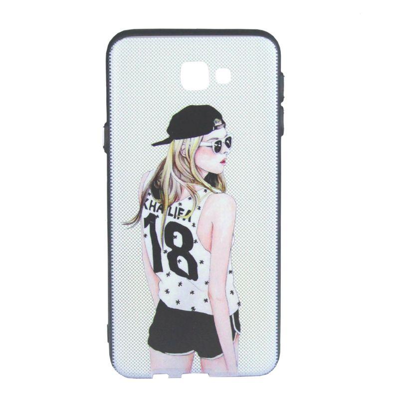 competitive price e7b4b aa046 Spero Designer Samsung Galaxy J5 Prime Back Case Cover (code - 08 Mc)