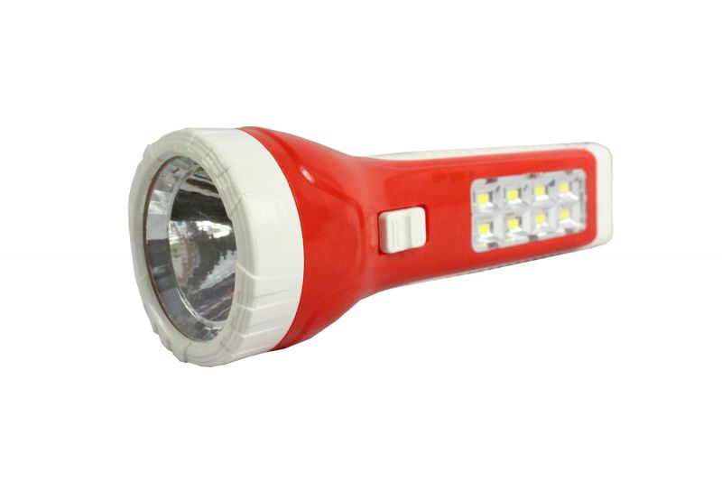 Buy Twin One Rechargeable Everyday Purpose Torch Lamp online