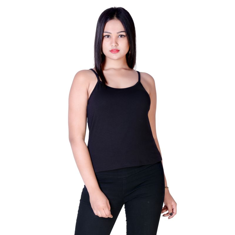Buy Comfty Stretchable Camisole Tank Tops - 10 Colors Available online
