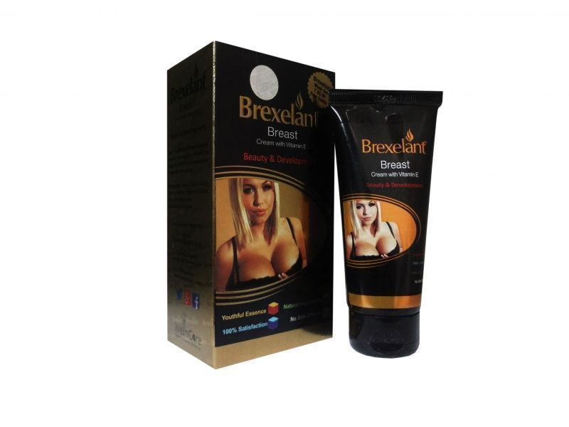 Buy Brexelant Breast Enlargement Cream 2 X 60gm( To Increase Breast Size ) online