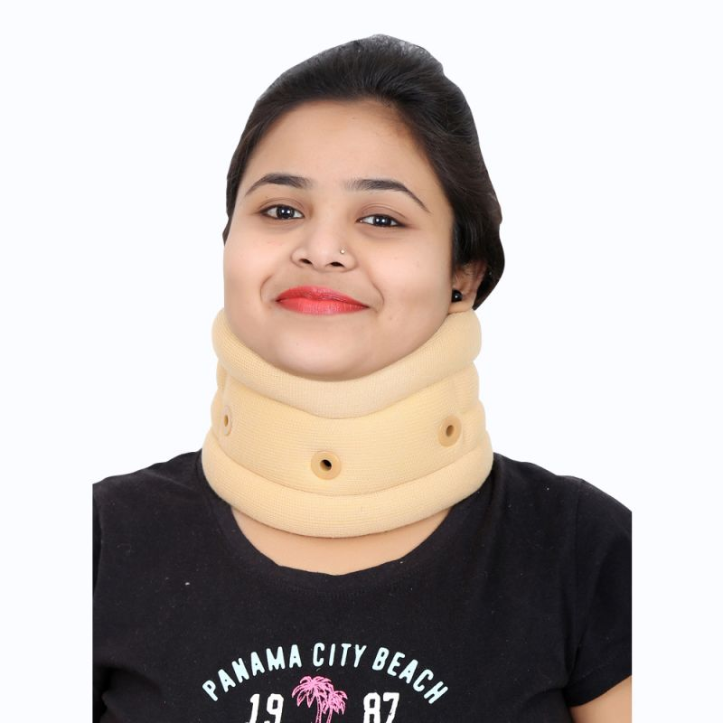 Buy Cervical Collar Soft (dlx) (medium) online